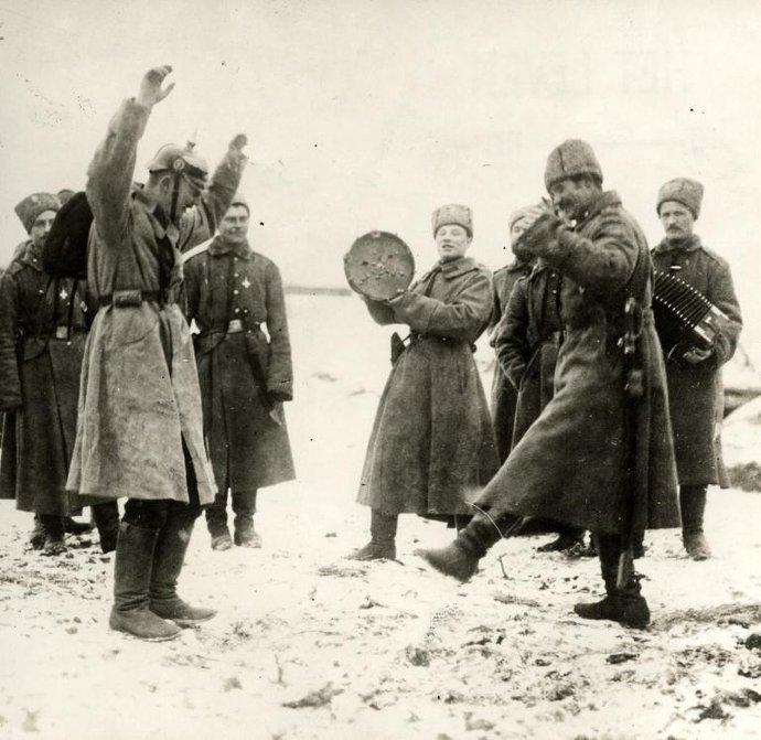 german pows russia