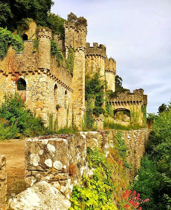 Gerwych Castle