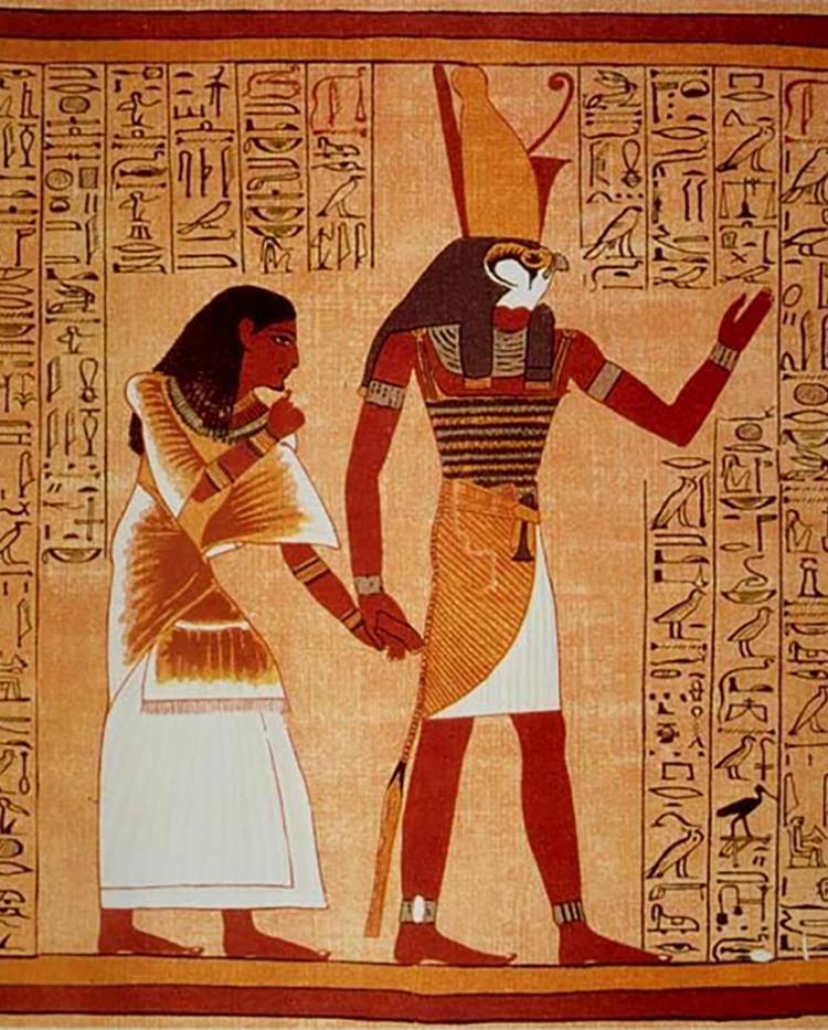 Horus-god