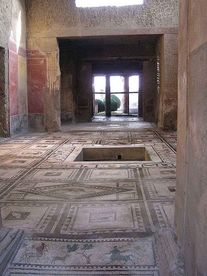 pompei preserved