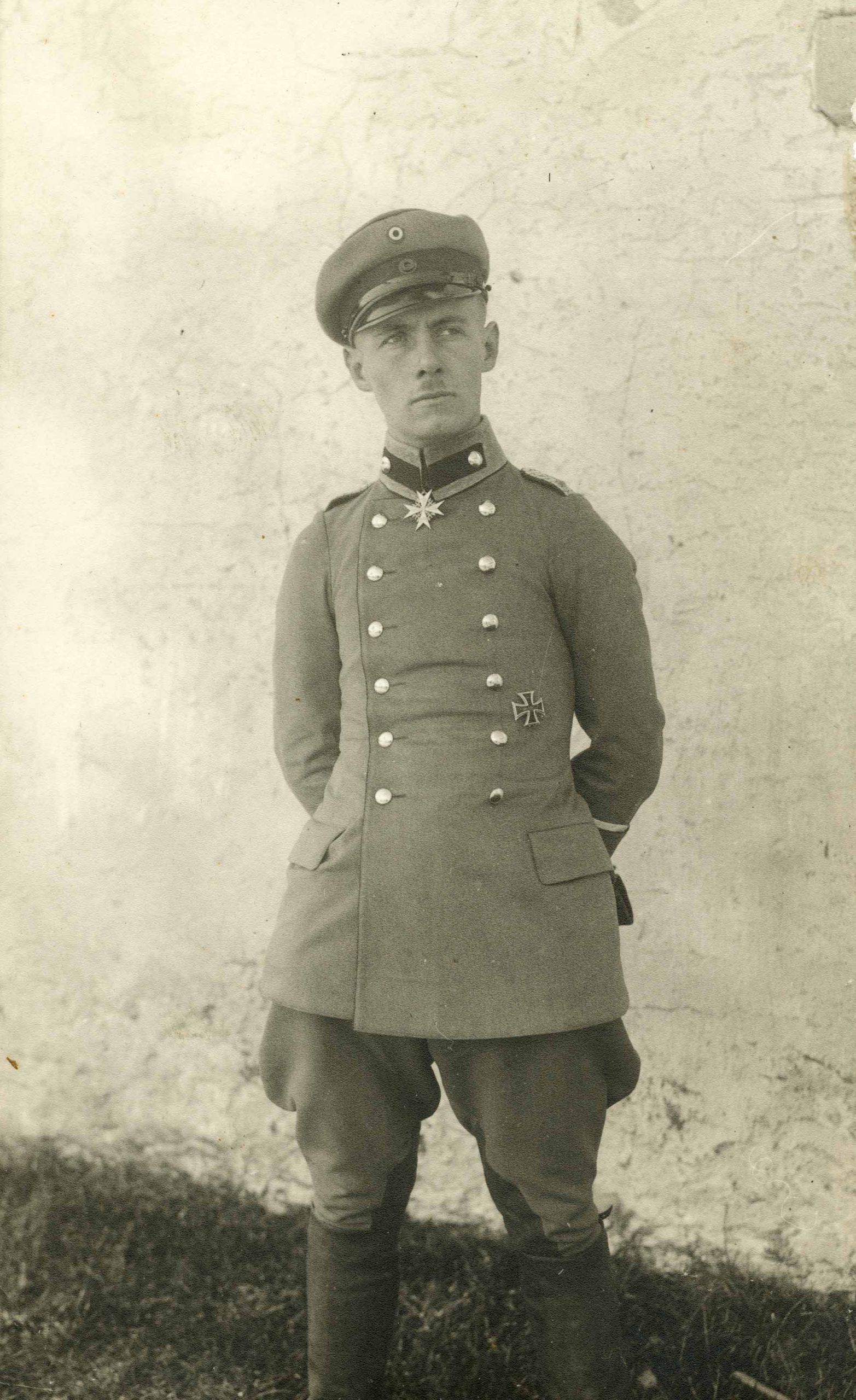 Young Rommel