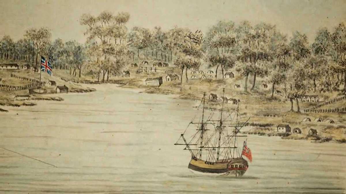 When Is Australia Day And When Was Sydney Founded History Hit
