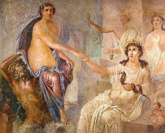 roman pagan gods