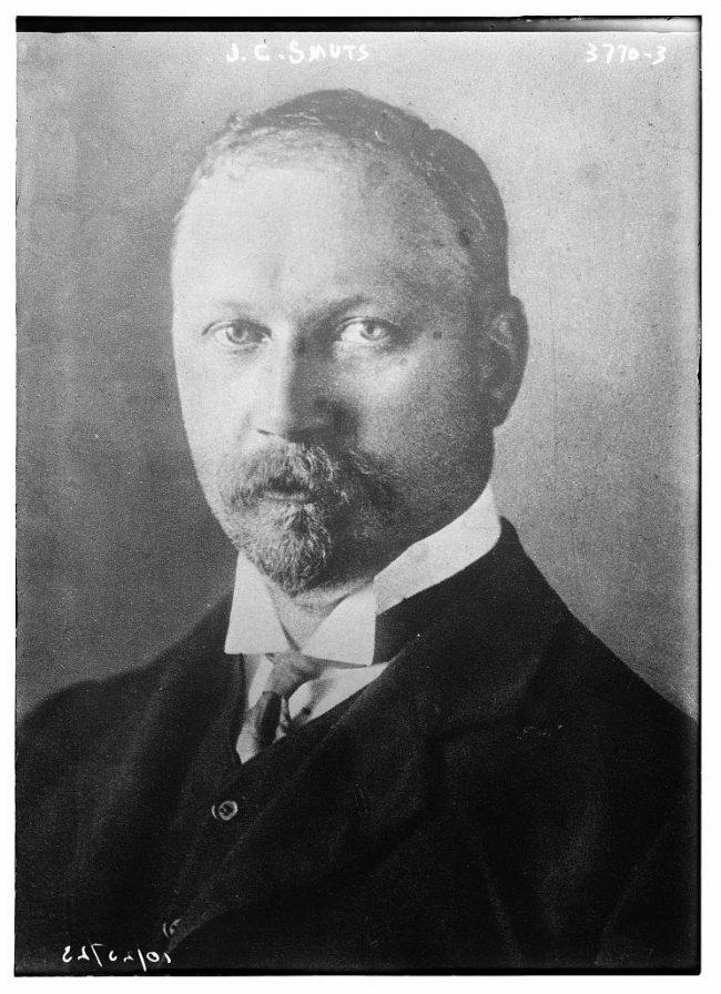 Jan Smuts circa 1915