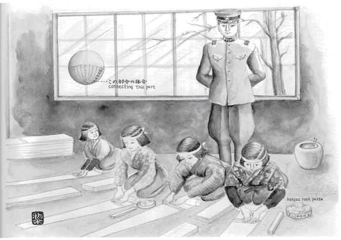 japan's balloon bombs