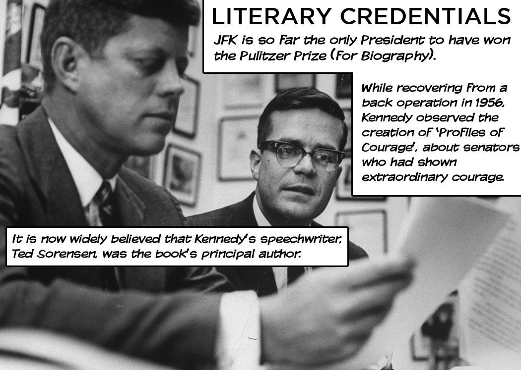 kennedy-literary-credentials