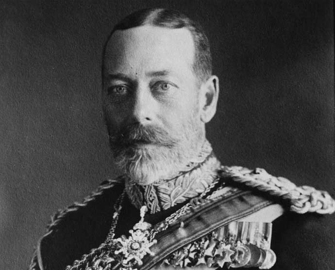 king-george-v