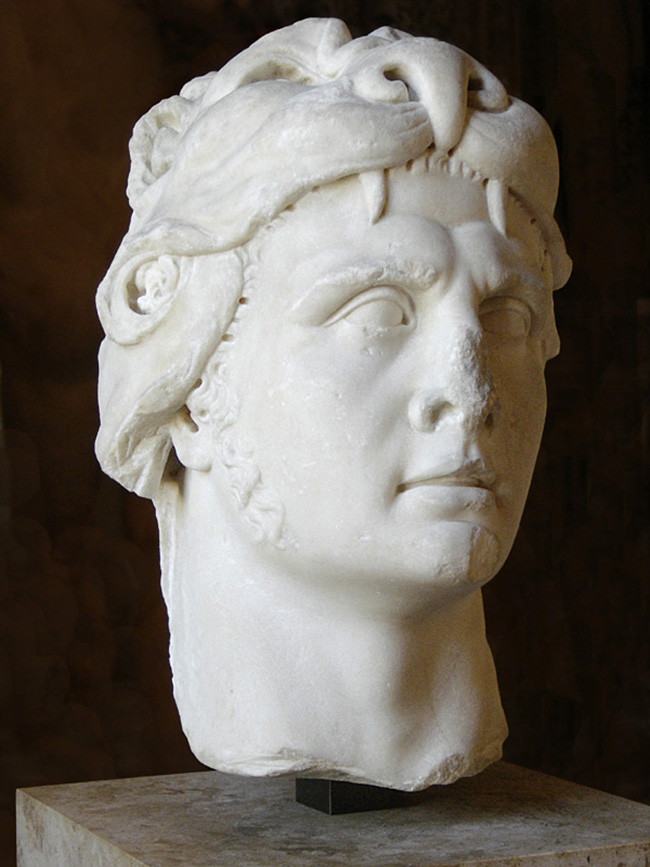 Mithridates VI of Pontus, the Hellenistic king of Pontus.