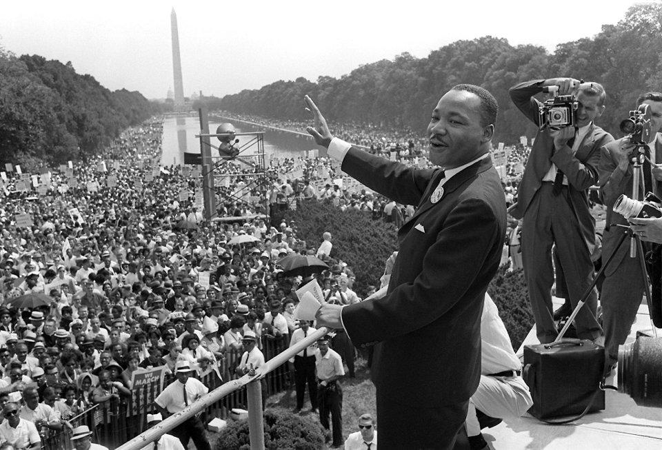 MLK civil rights