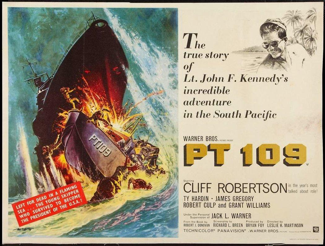 pt109 film