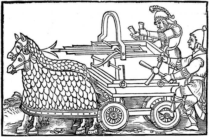 gladiator inaccuracies