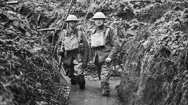 trench-scene