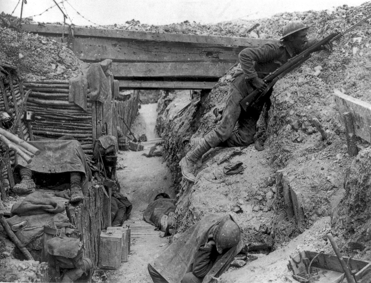 trench-somme