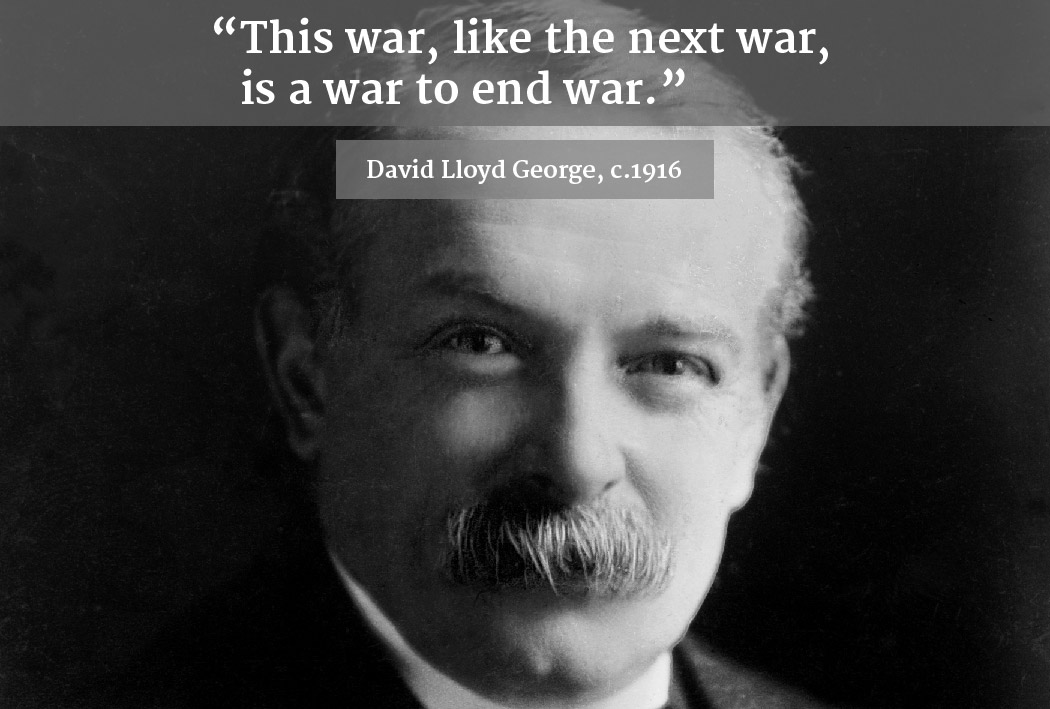 World War One Quotes 8