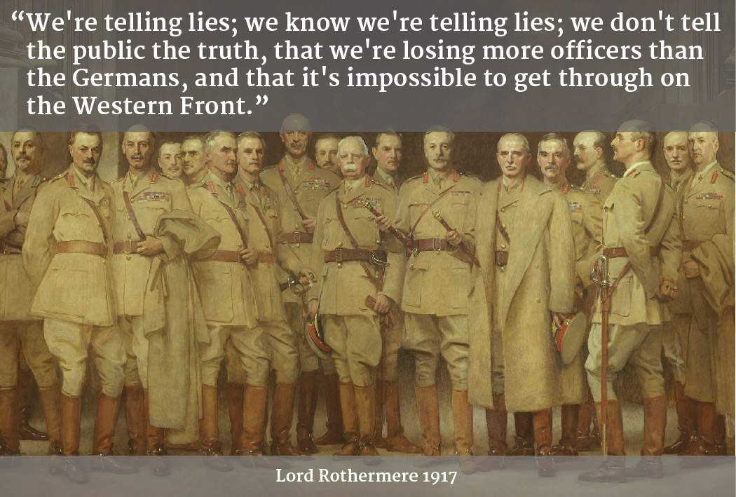 World War One Quotes 9