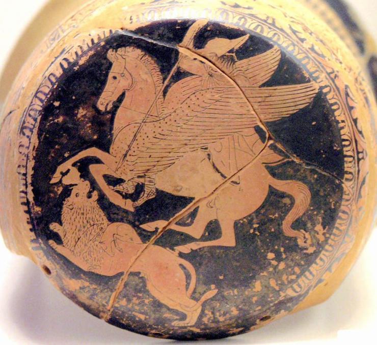 Pegasus-Bellerophon