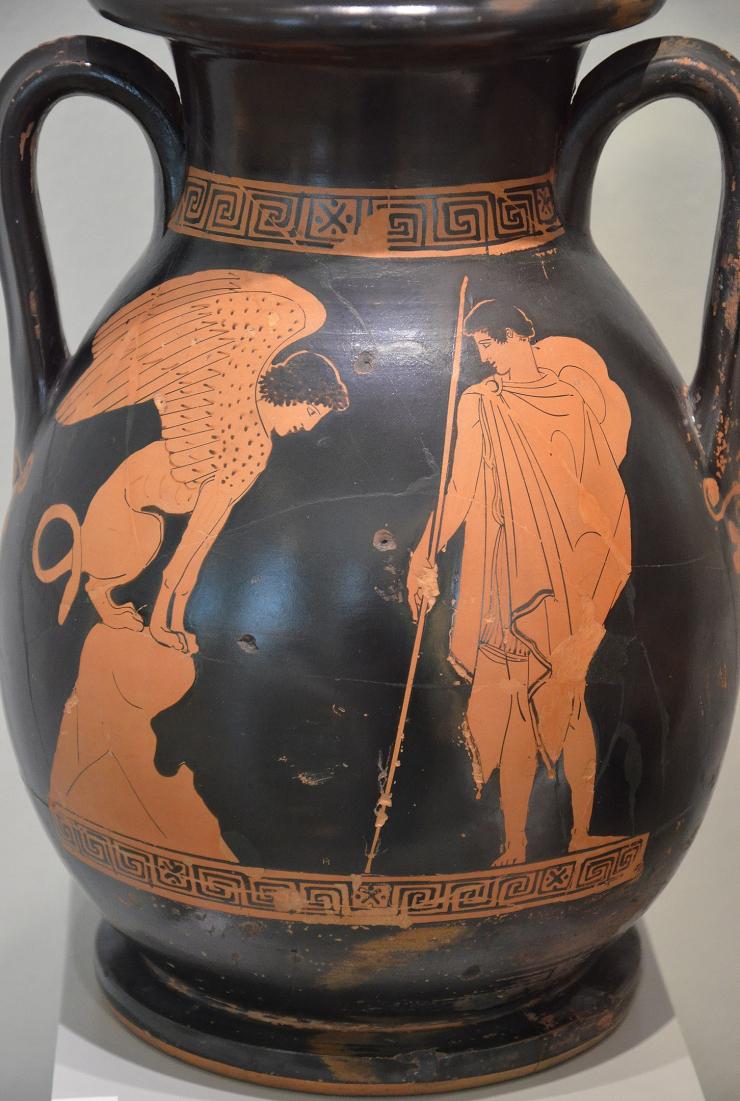 oedipus sphinx