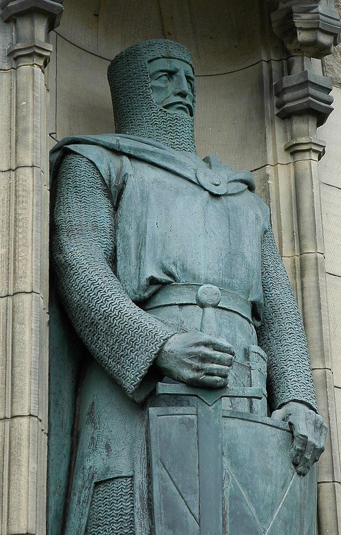 william wallace statue