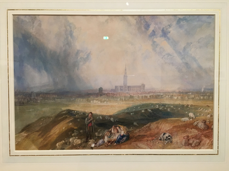 Painting a Changing World: J. M. W. Turner at the Turn of the Century