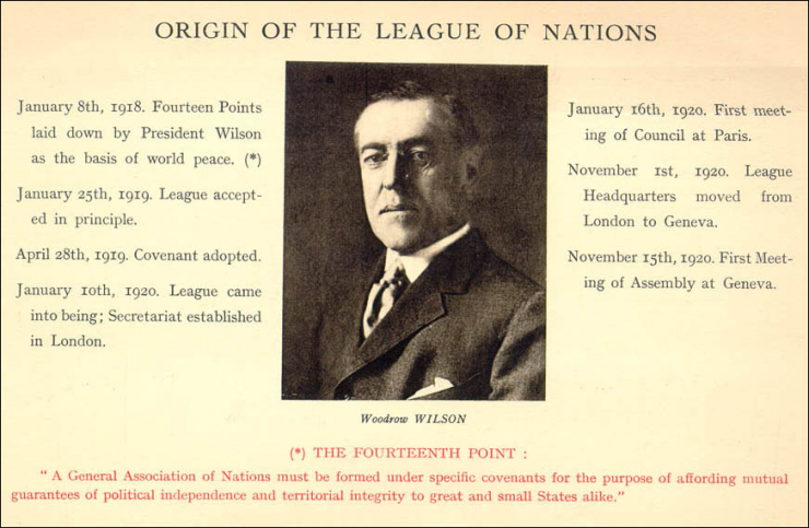 Why Did the League of Nations Fail? – History Hit