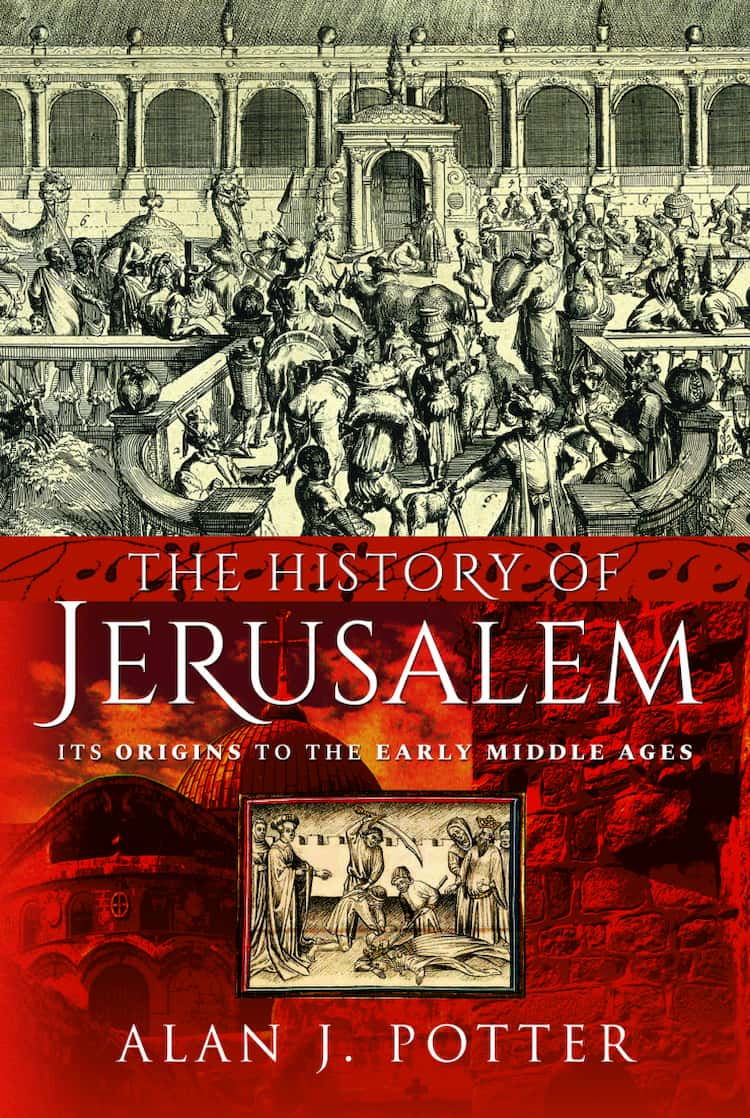 The History of Jerusalem book cover