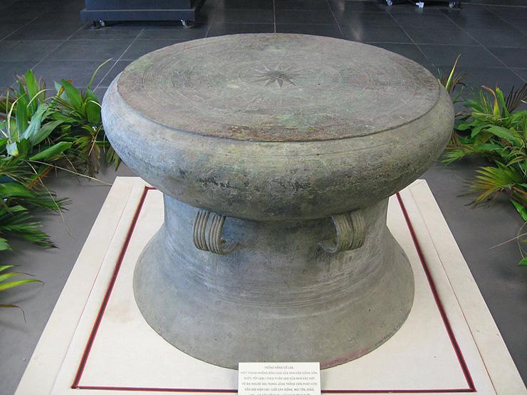 Cổ Loa bronze drum