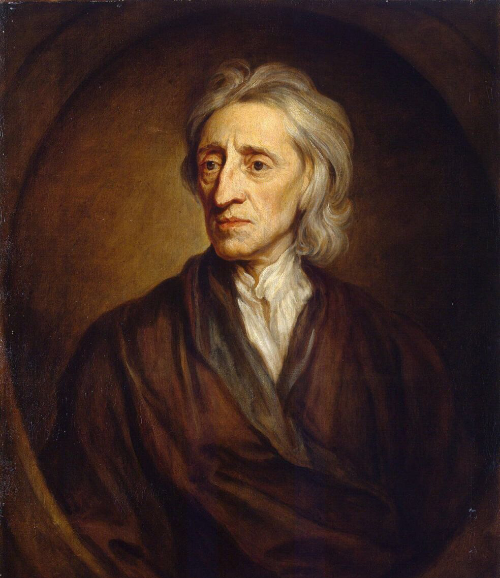 Potrait-of-John-Locke