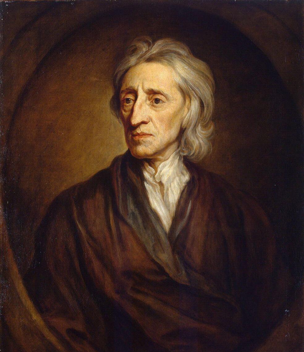 Potrait-of-John-Locke