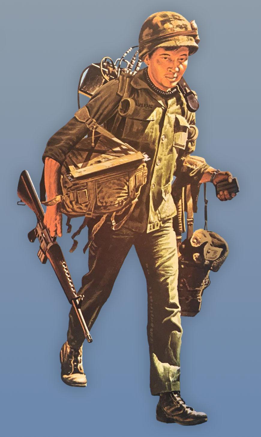 AVRN Vietnam Equipment