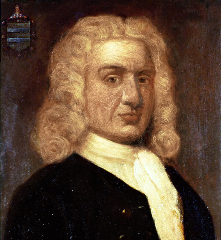 William Kidd Painting