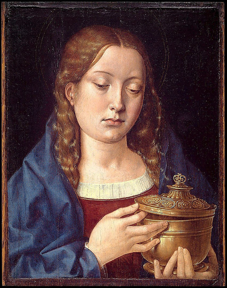 catherine of aragon catholicism mary magdalene devout pious
