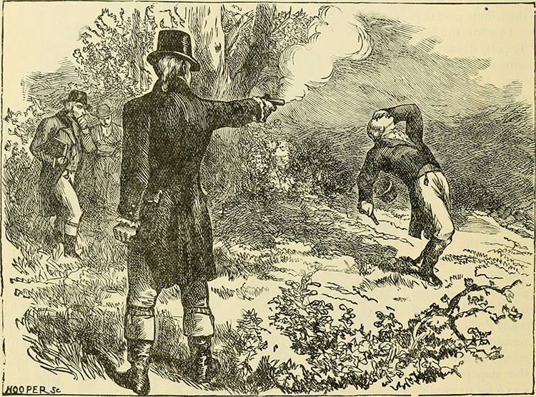 Hamilton/Burr Duel