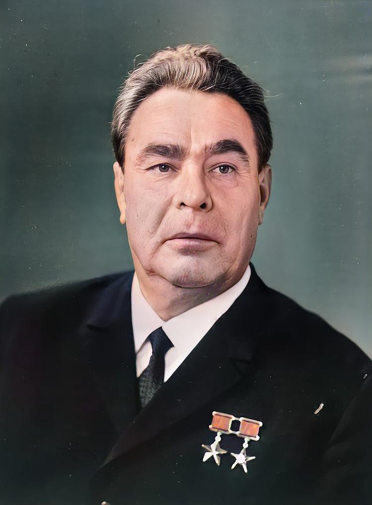 communist party leonid brezhnev ussr soviet union
