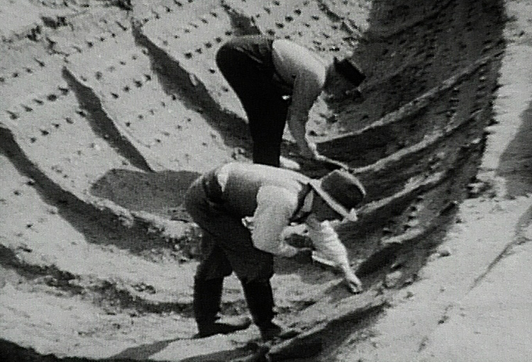 the dig sutton hoo burial ship suffolk 1939