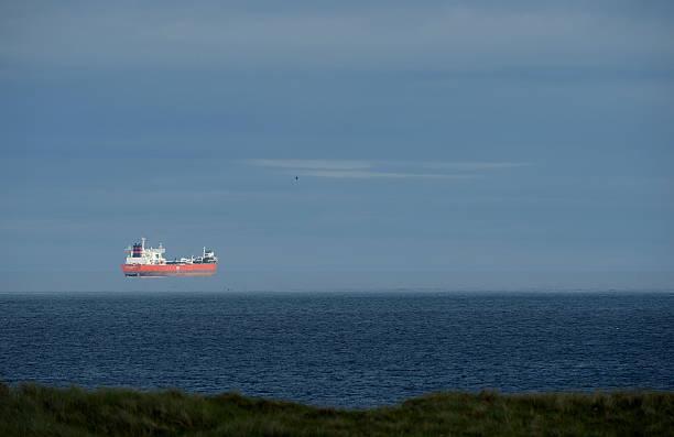 Floating ship miraging strip