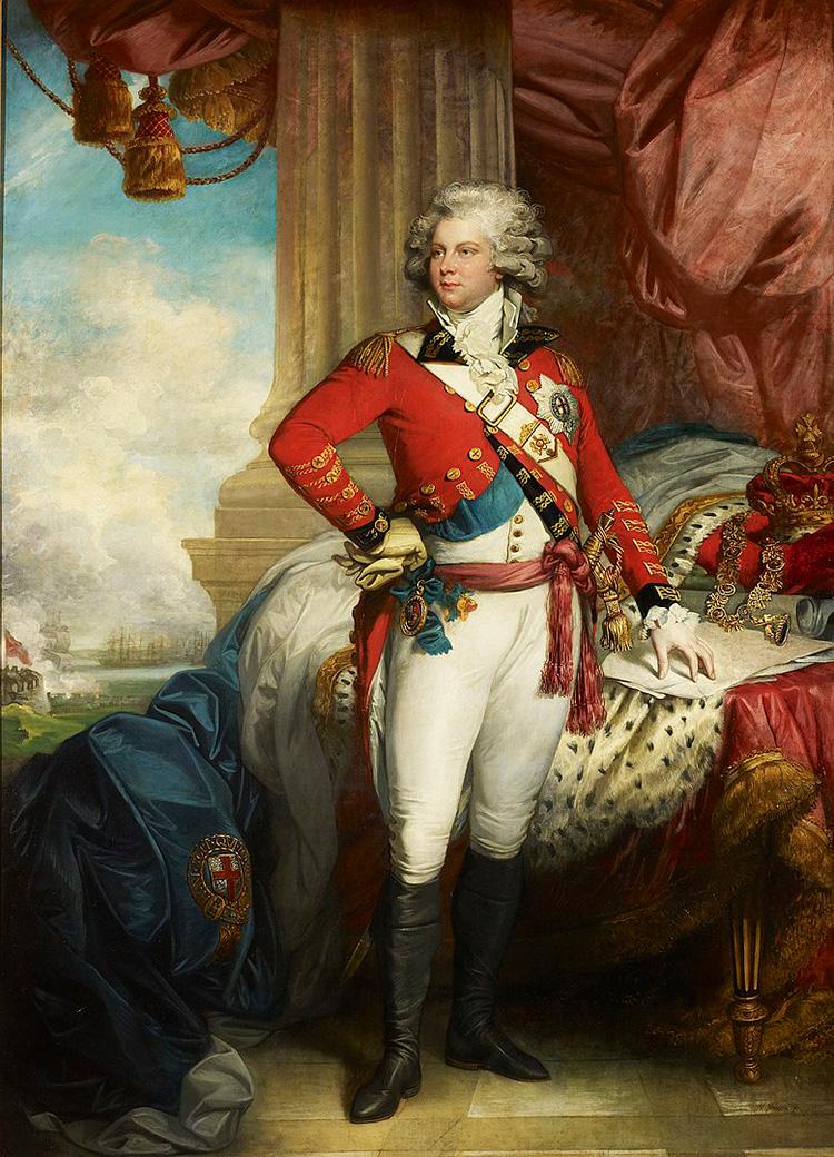 George IV Prince Regent portrait