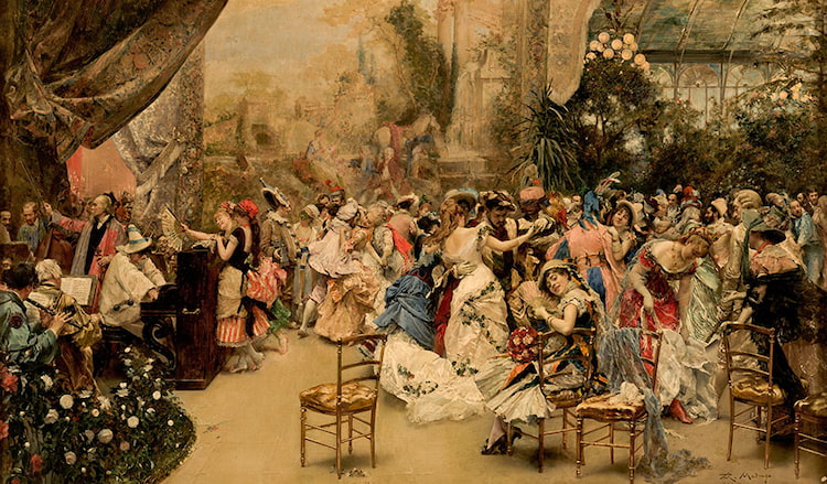 8 of the Wildest Parties in History