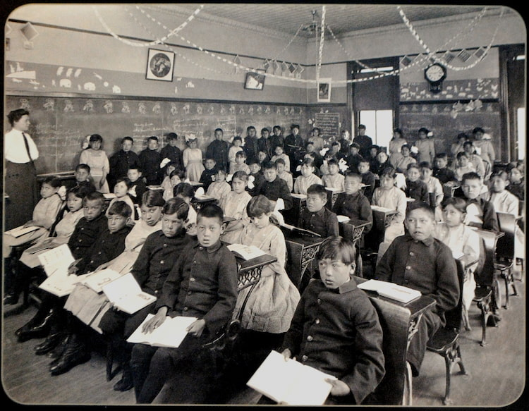 Confronting A Difficult Past: The Tragic History of Canada's Residential Schools