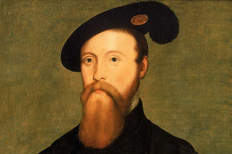 Beards and Status in Tudor Times